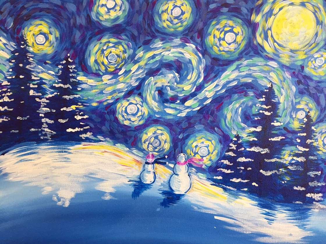 a-snowy-night-tv